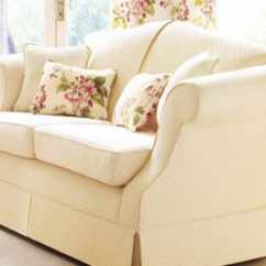 3 Cushion Sofa Slipcover Pink And Green Best In 2018 - A Very Cozy Home