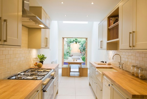 small narrow kitchen design ideas How To Make A Small Kitchen Look Bigger - A Very Cozy Home