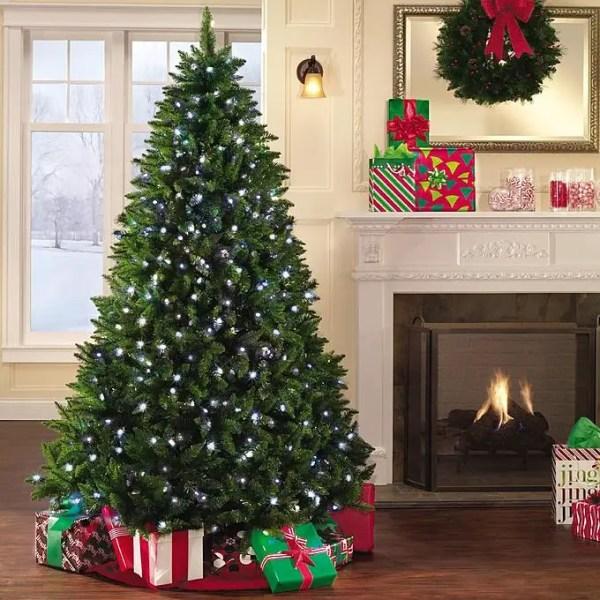 Cheapest Pre Lit Christmas Trees A Very Cozy Home