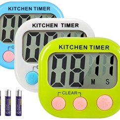 Digital Kitchen Timers Salamander Best A Very Cozy Home Great Polly Timer