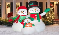Best Christmas Outdoor/Lawn Decorations - A Very Cozy Home