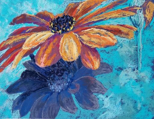 pastel painting tutorial best