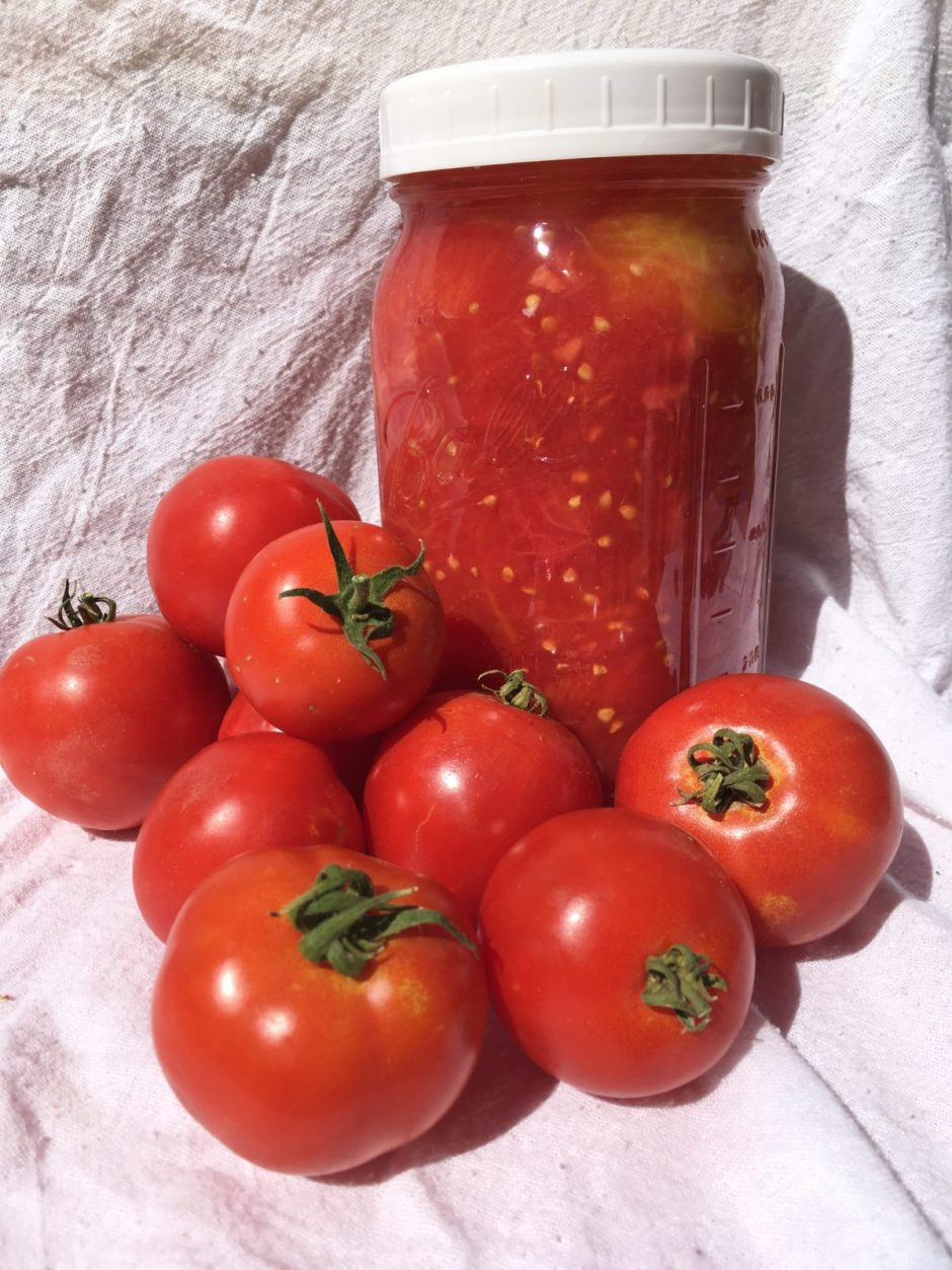 How To Blanch Peel Tomatoes For Freezing Canning Or Cooking