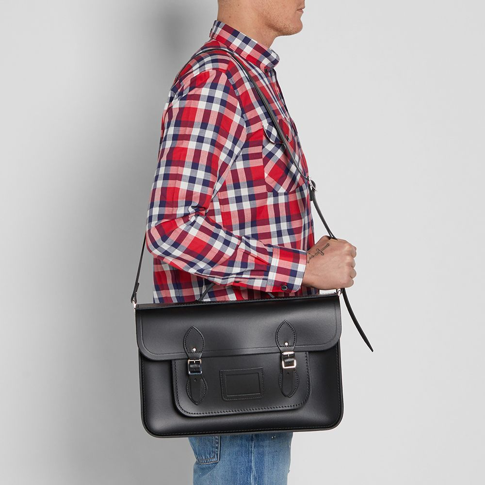 sac homme the cambridge satchel company noir