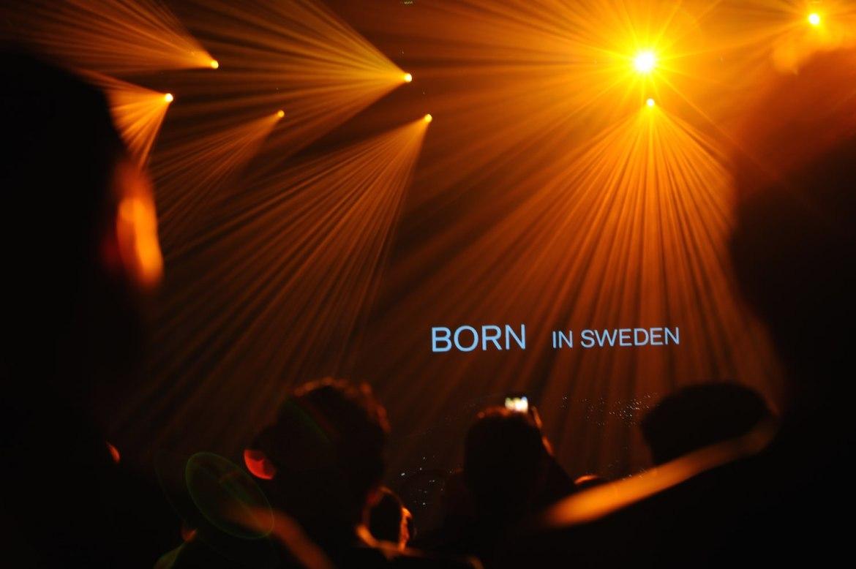 lancement VOLVO XC90 2014 Stockholm artipelag présentation born in sweden