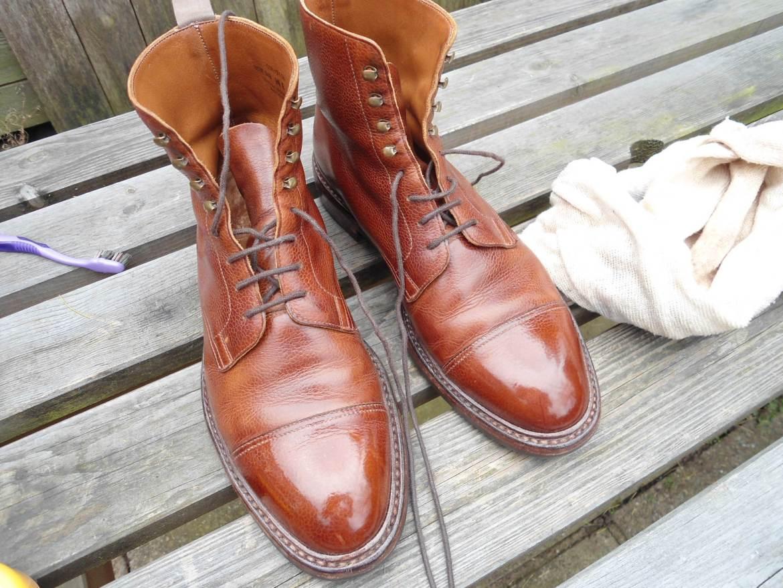 chaussure glacage coniston crockett jones