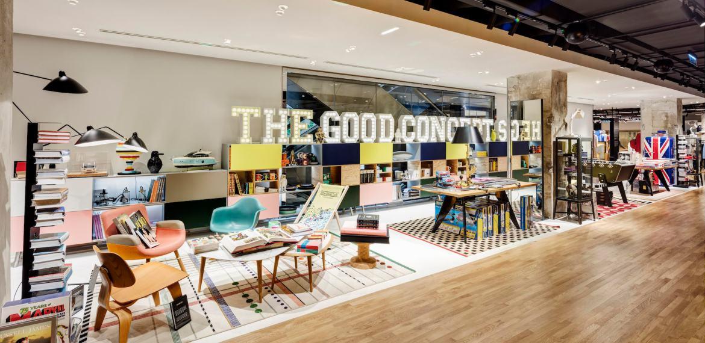 the good concept store printemps homme