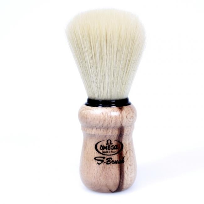 blaireau omega S brush
