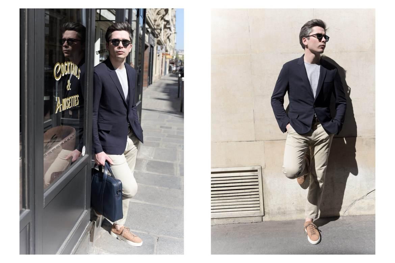 blazer eclectic