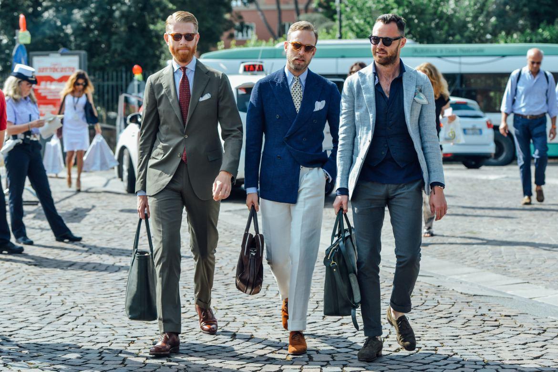 choisir et porter blazer homme
