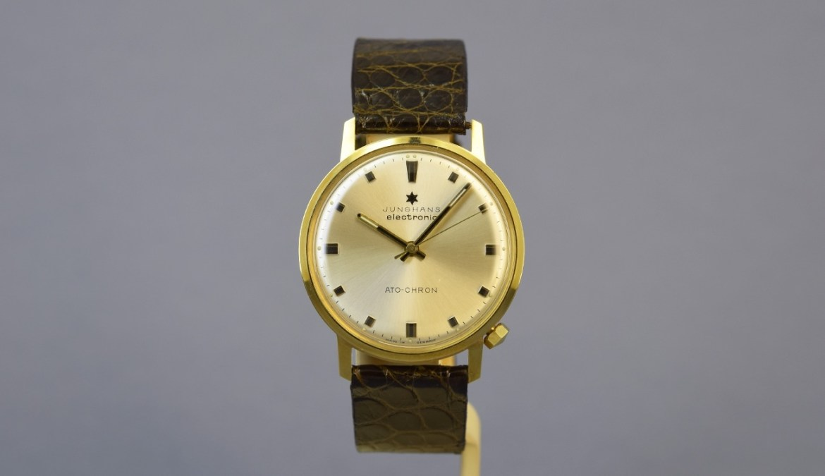 junghans electronic ato chron occasion