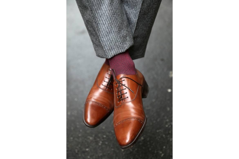 chaussette de contention homme elegant