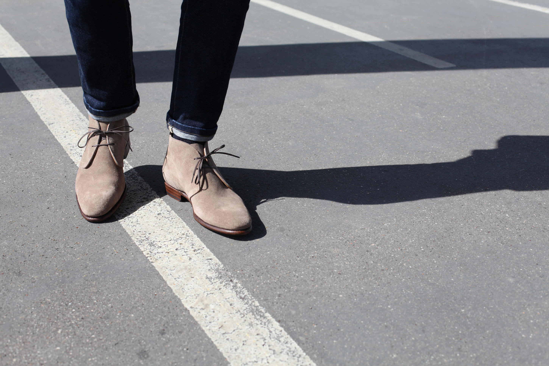 Comment nettoyer ses chaussures en cuir daim, cuir nubuck