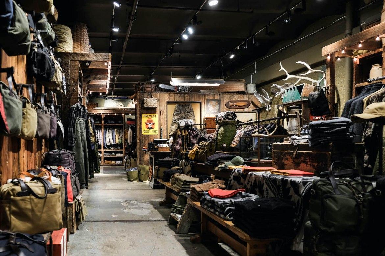 boutique CC Filson New york