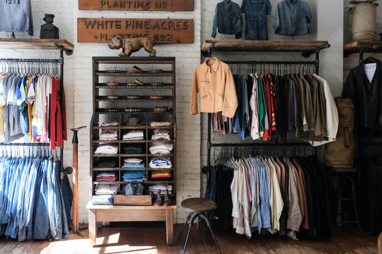 boutique Stock Vintage new york