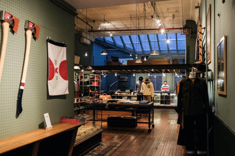 boutique best made new york manhattan