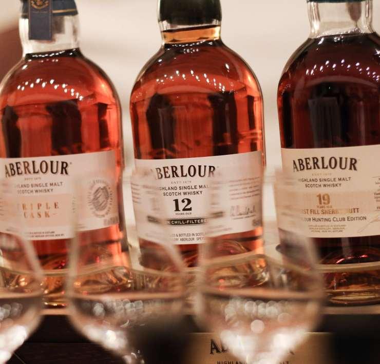 choisir bouteille whisky aberlour