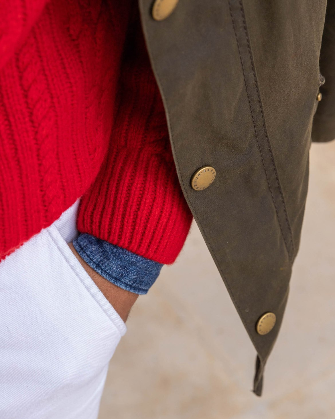 couleurs look homme