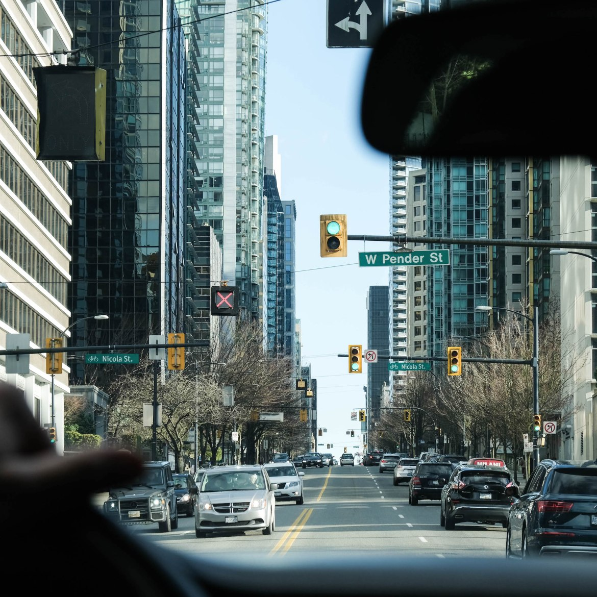 vancouver rues