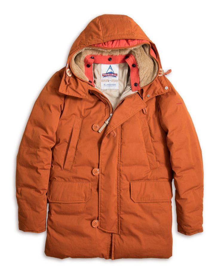 holubar down jacket man