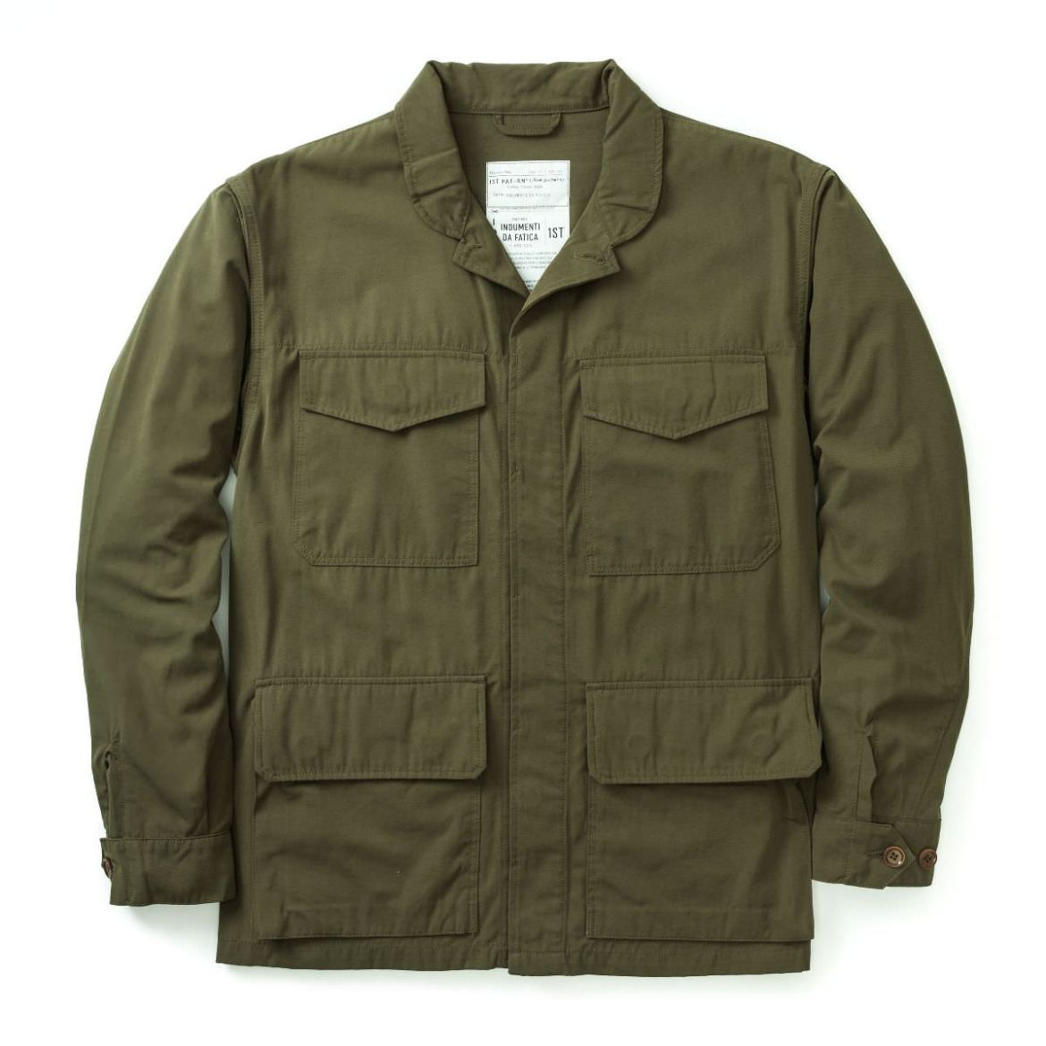 1ST PAT-RN campo field jacket