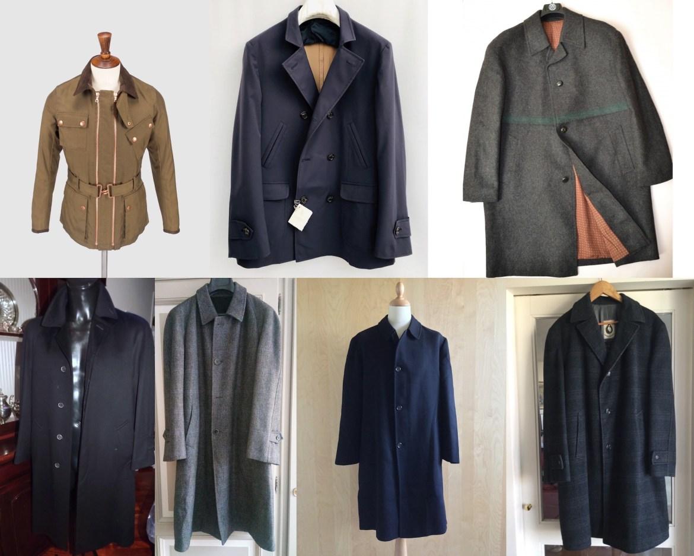 4 selection mode homme vintage manteau homme decembre 2018