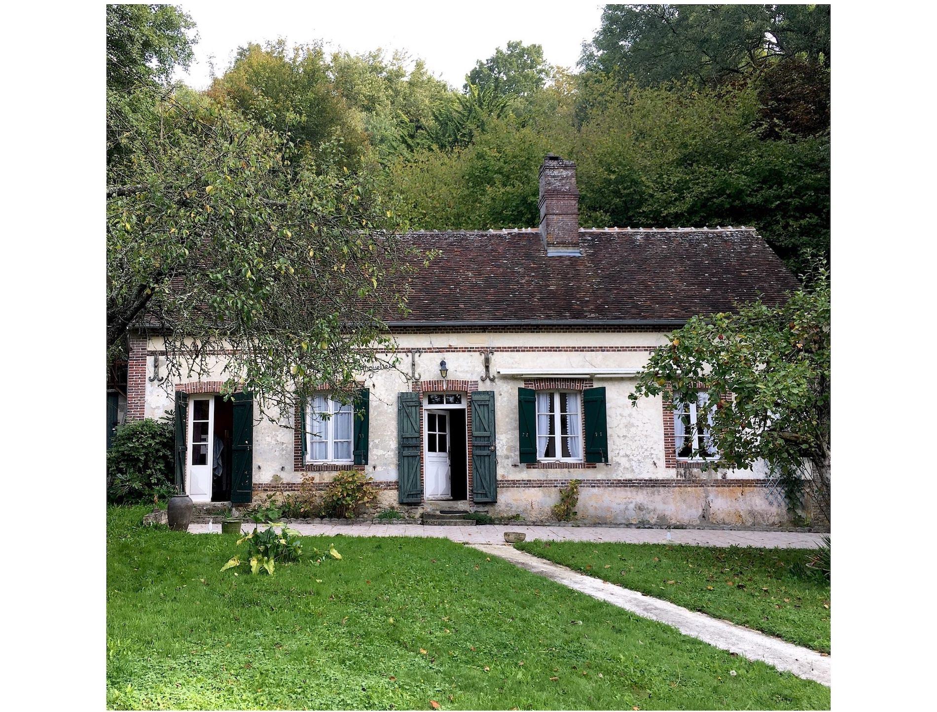 Maison Coque Roue avant droite