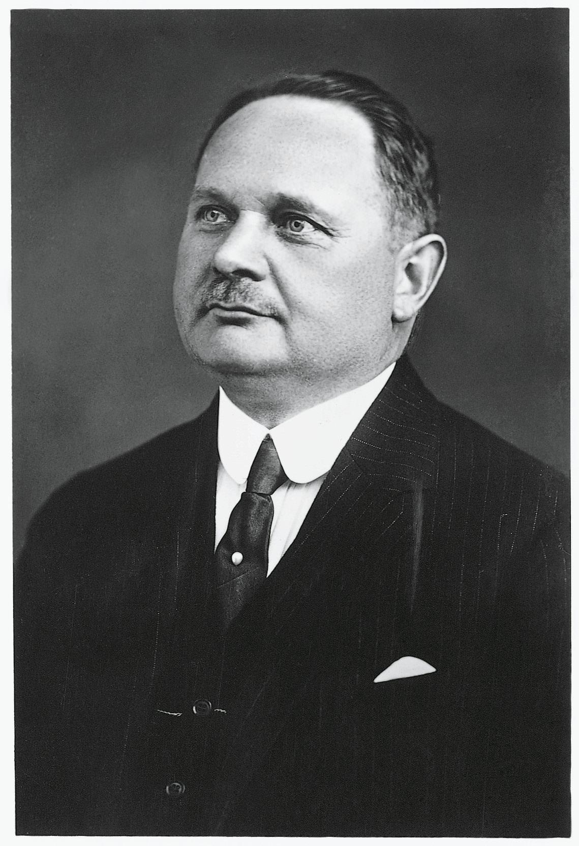 Co fondateur Oris Georges Christian