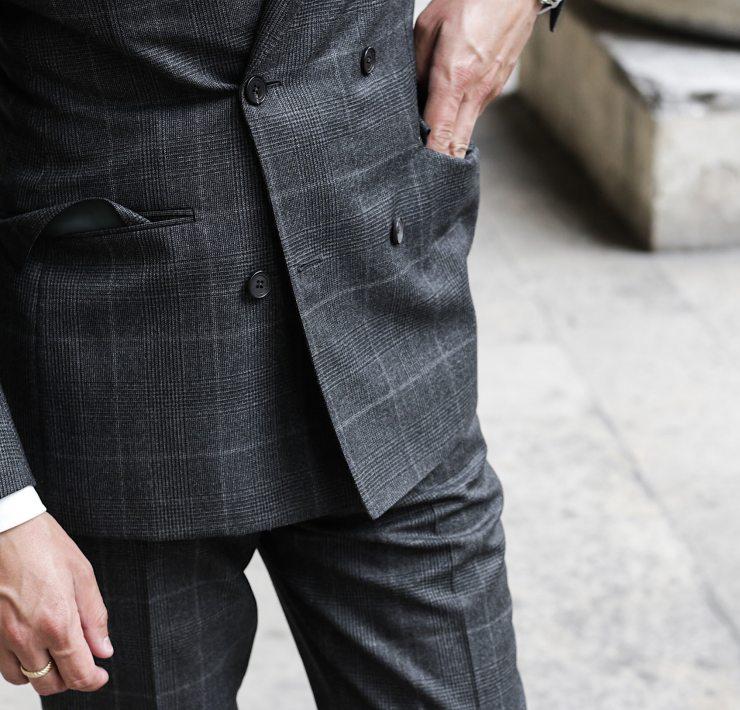 guide du style formel homme