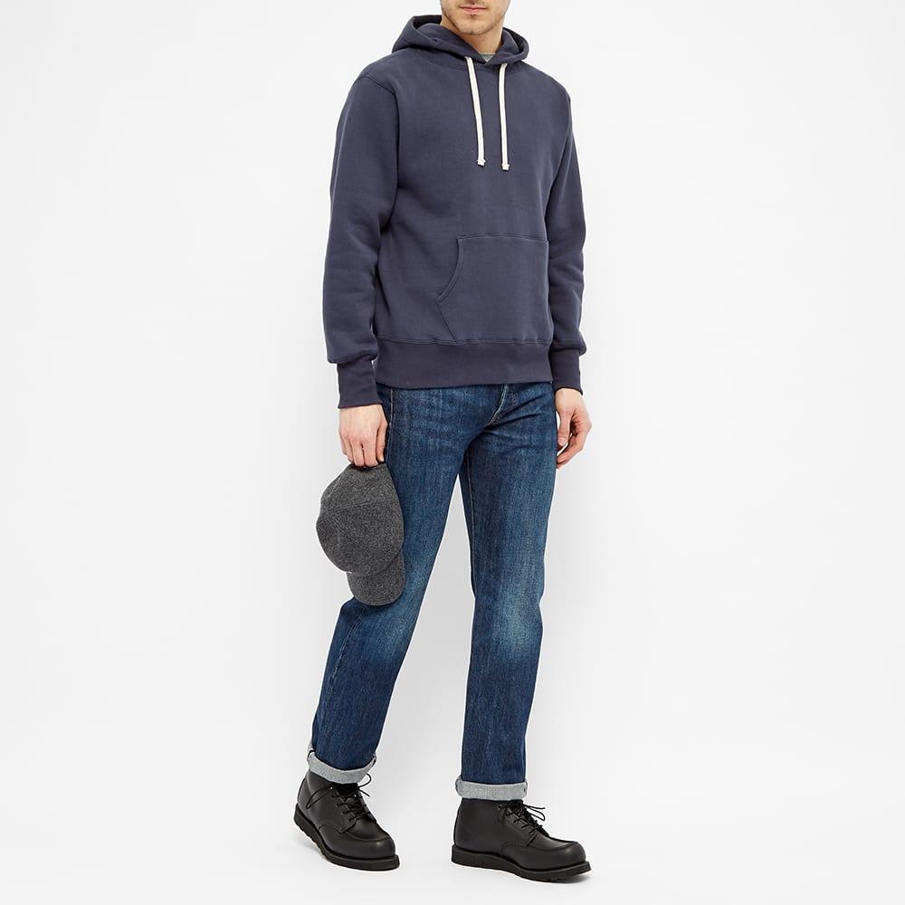 loopwheel hoodie