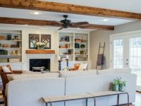 21 Wood Beam Ceiling Ideas