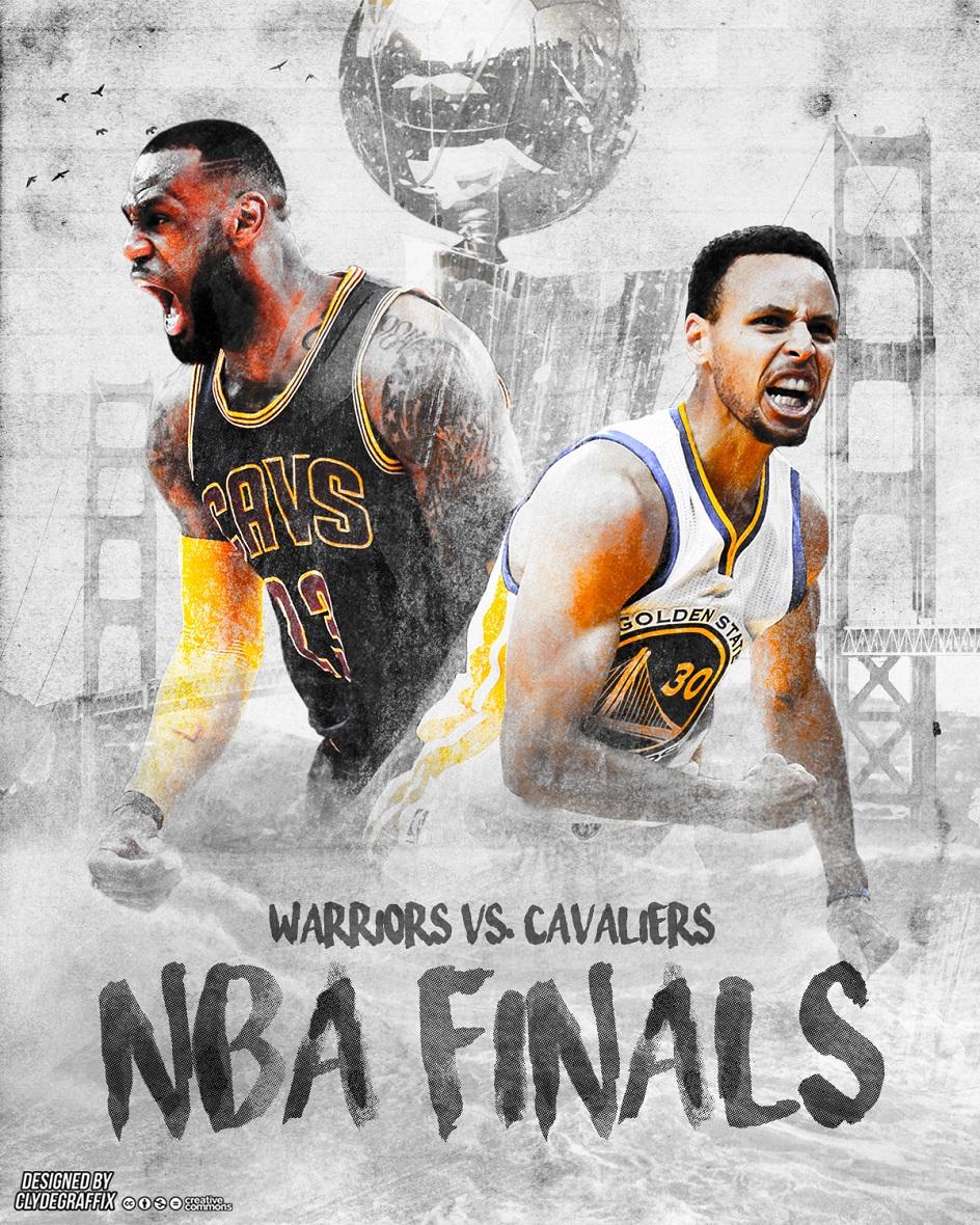 پوستر تبلیغات پوستر نهایی NBA 2016