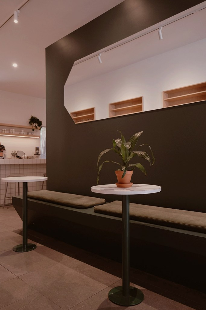 New ethical eyewear shop Uvée on Le Plateau in Montreal