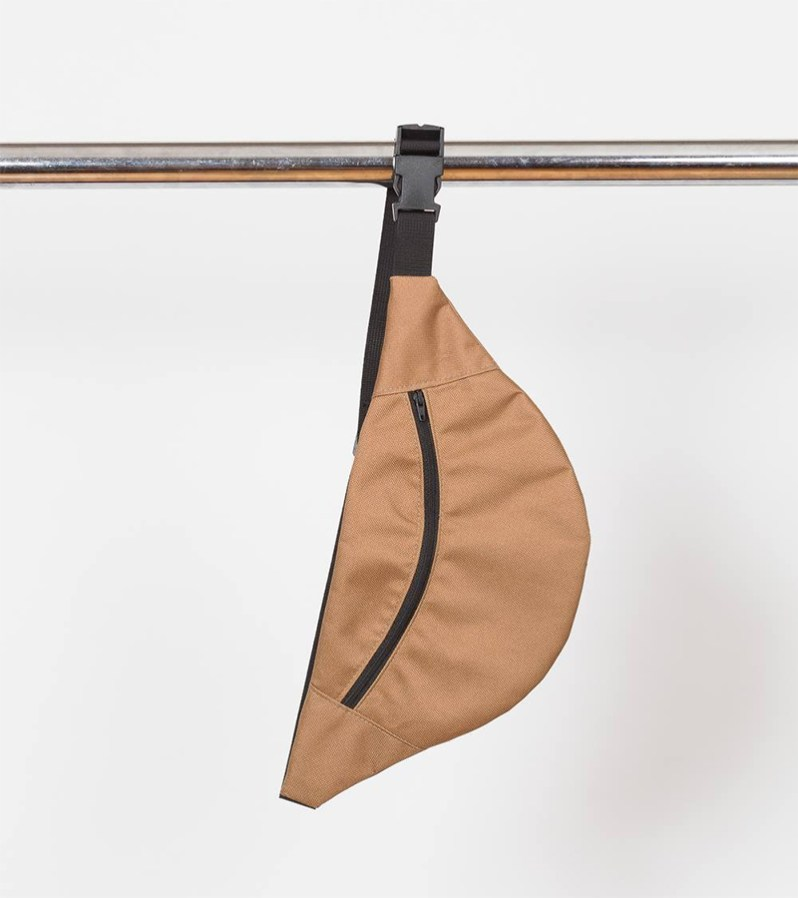 Mercedes Morin waist bag made in Quebec
