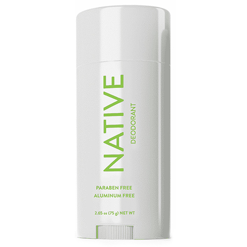 Cucumber and mint natural deodorant by Native