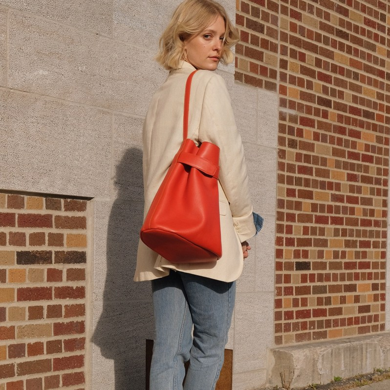 Ethical handbags by Montreal company Wearshop