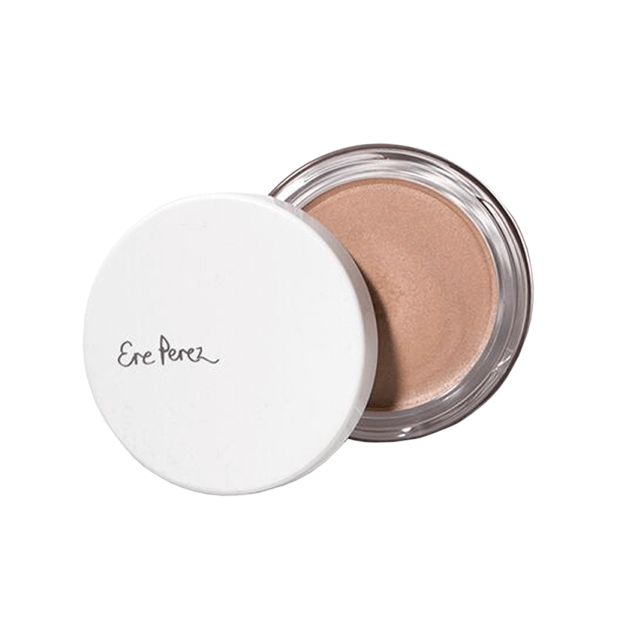 Cream highlighter by clean beauty brand Ere Perez using ethical mica