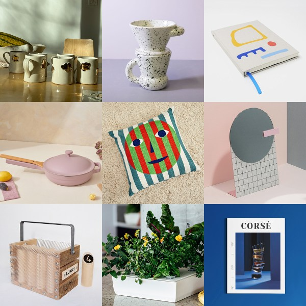 Ethical decor gift guide by Very Joëlle