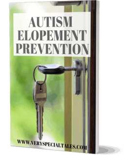 Autism Elopement Prevention Booklet
