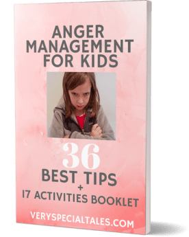 Anger Management for Kids Booklet