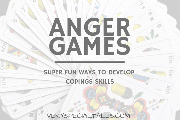 Anger Games _Having fun with anger management games