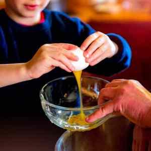 Boy baking_Life Skills Training