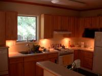 8 Kitchen counter lights