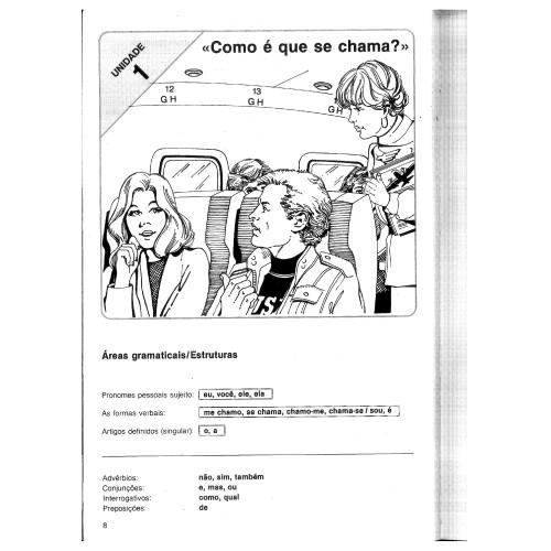 Portugues Sem Fronterias: Student's Book Bk. 1 (Portuguese