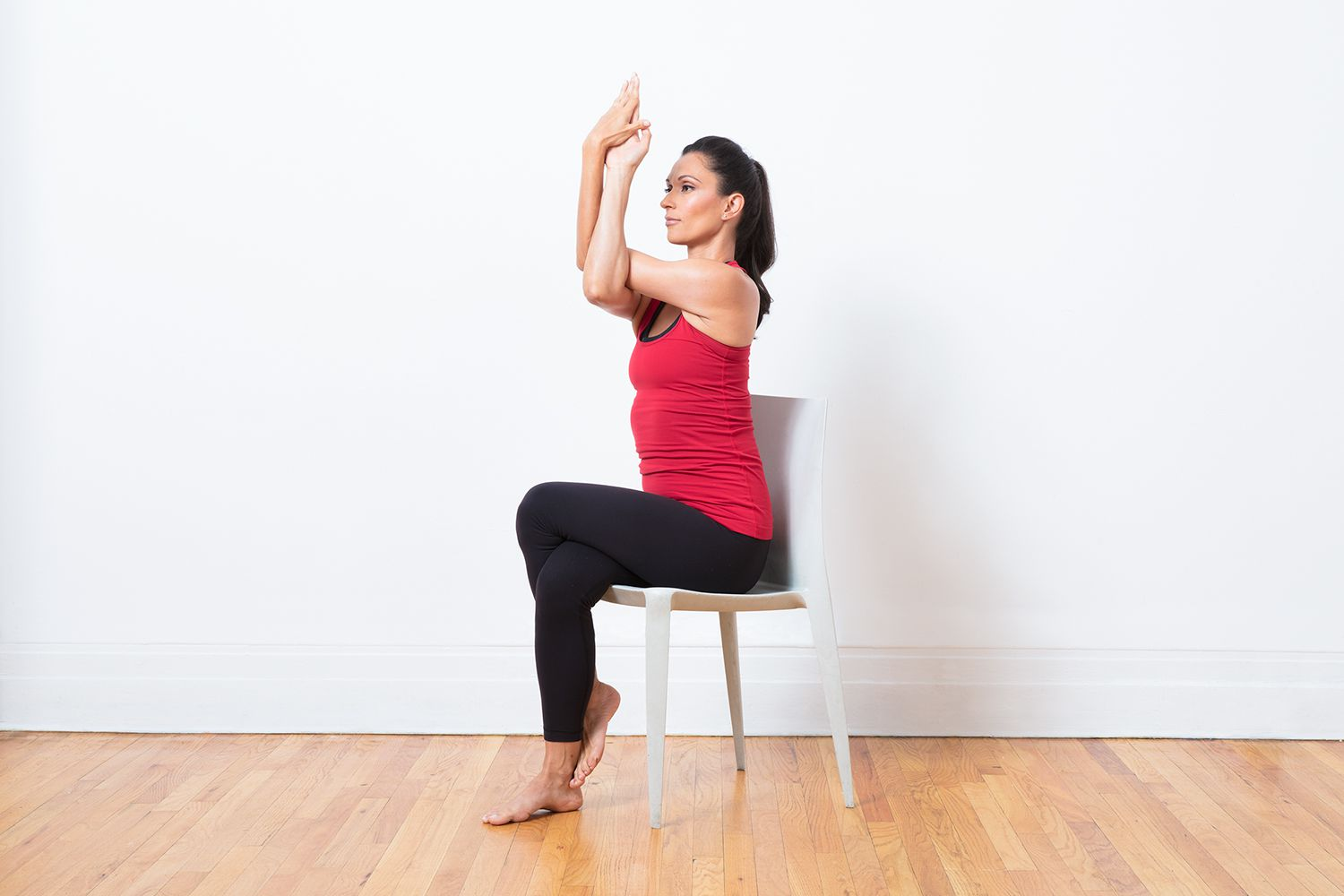 Chair Yoga Poses 10 Chair Yoga Poses For Home Practice