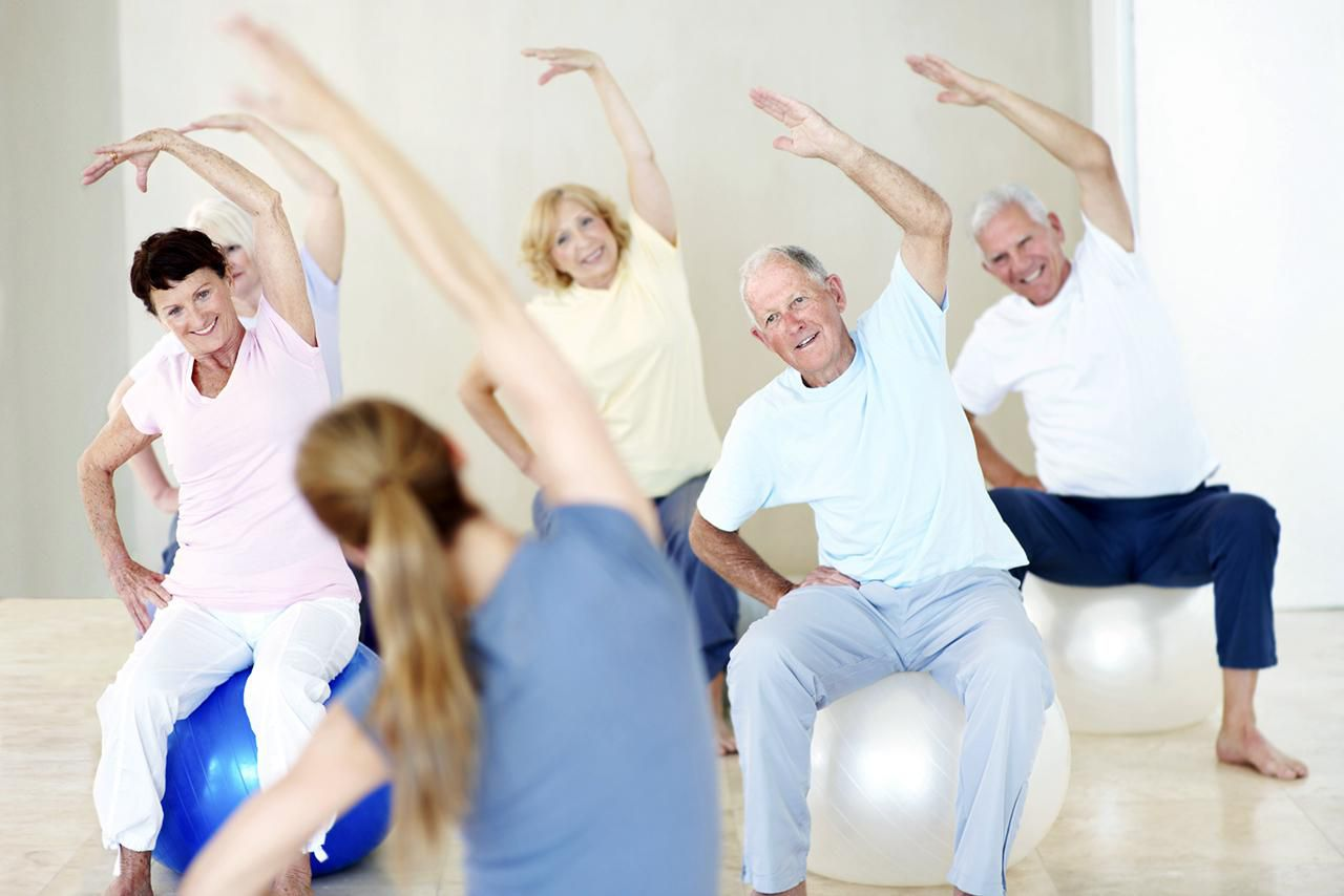 Chair Exercises For Obese Is Pilates Good Exercise For Seniors