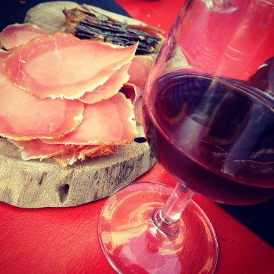 Vin rouge bis
