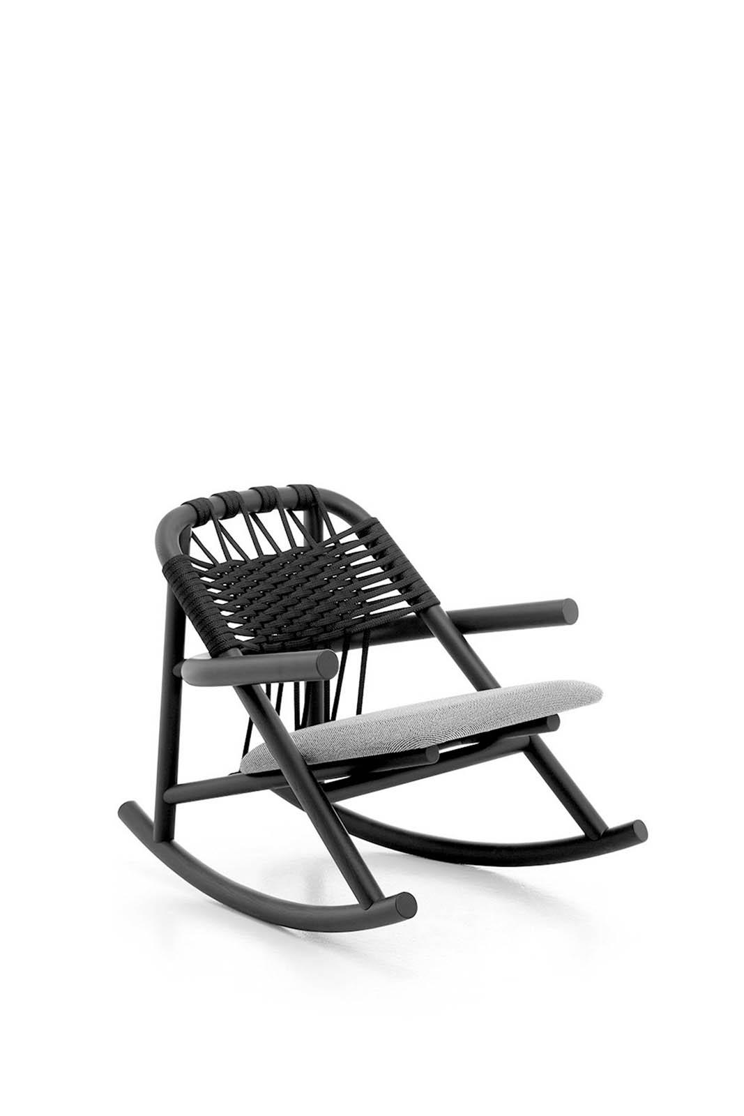 Rocking Chair 19 C Unam