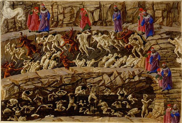 Boticelli-Inferno