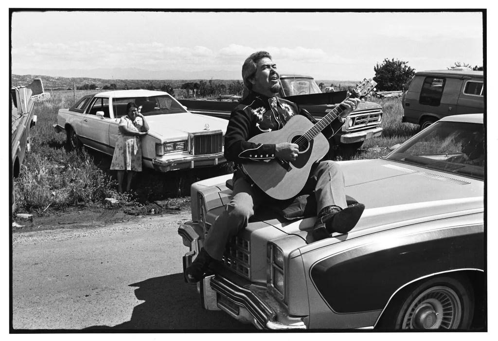 El Rito Fiesta. 1981. © Kevin Bubriski